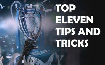 Top Eleven Tips and Tricks | Football Manager