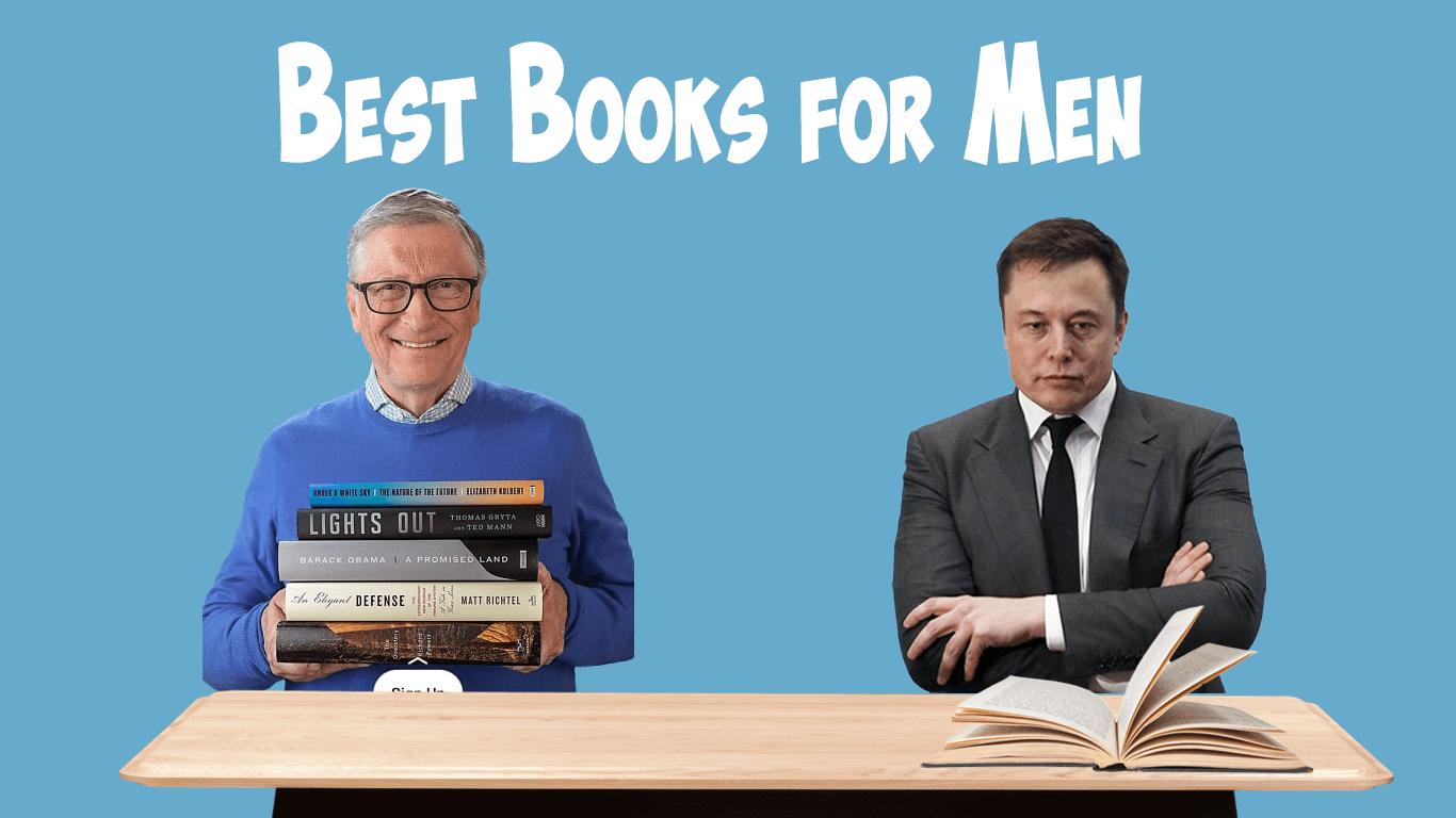 Best books for men