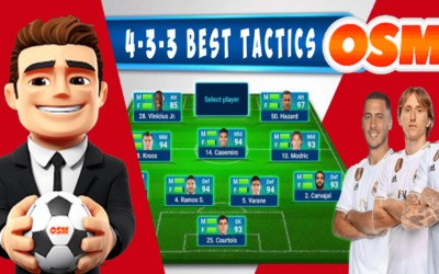 OSM Best Formation Tips and Tricks with Tactics