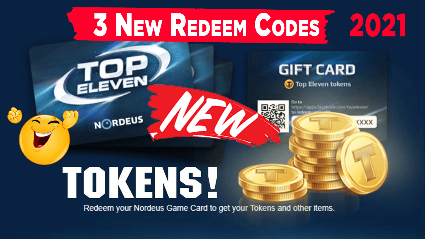 list of top eleven redeem codes for gift of tokens, moral, rest and treatment pack