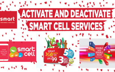 Activate and Deactivate Smart Cell Services