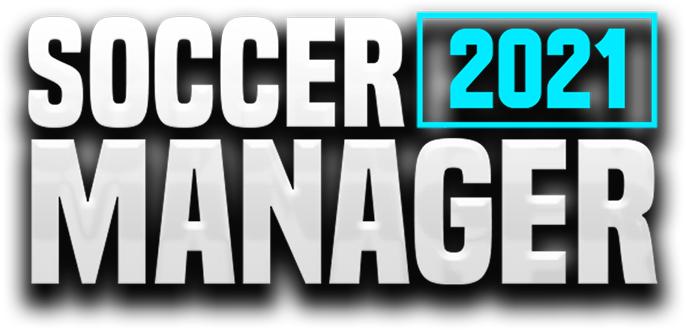 soccer manager logo 2021