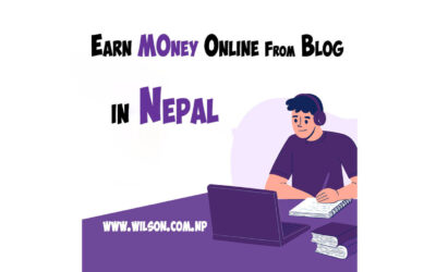 How to Earn Money Online from Blog in Nepal?