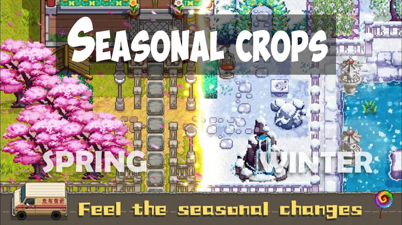 Harvest town seasonal crops
