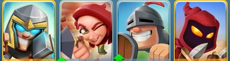 Smashing four best deck